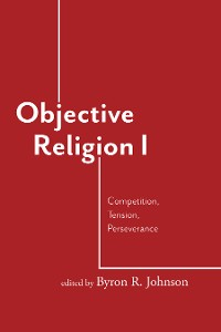 Cover Objective Religion