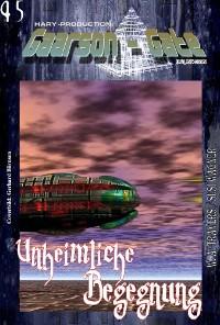 Cover GAARSON-GATE 045: Unheimliche Begegnung