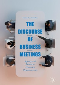 Cover The Discourse of Business Meetings