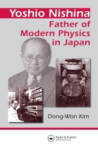 Cover Yoshio Nishina