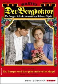 Cover Der Bergdoktor 2015 - Heimatroman