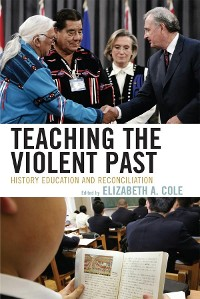 Cover Teaching the Violent Past