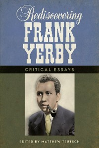 Cover Rediscovering Frank Yerby