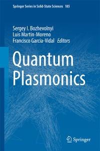 Cover Quantum Plasmonics