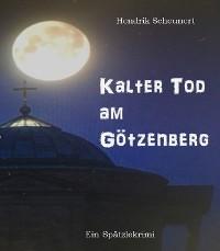 Cover Kalter Tod am Götzenberg