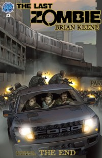 Cover Last Zombie: The End #3