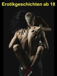 Cover Erotikgeschichten ab 18 - auf 144 Seiten nur Fickerei