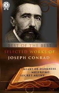 Cover Selected works of Joseph Conrad