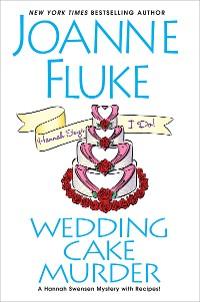 Cover Wedding Cake Murder