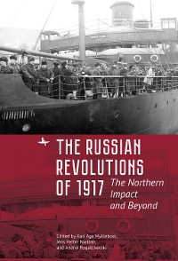 Cover The Russian Revolutions of 1917