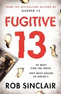 Cover Fugitive 13