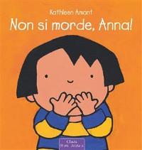 Cover Non si morde, Anna!