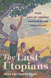 Cover The Last Utopians