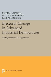 Cover Electoral Change in Advanced Industrial Democracies