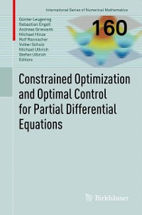 Cover Constrained Optimization and Optimal Control for Partial Differential Equations