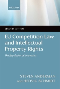Cover EU Competition Law and Intellectual Property Rights