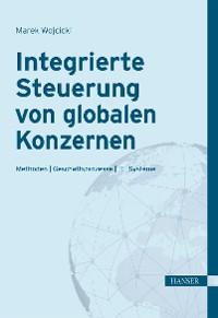Cover Integrierte Steuerung von globalen Konzernen