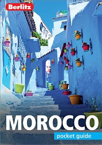 Cover Berlitz Pocket Guide Morocco (Travel Guide eBook)