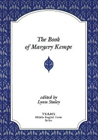 Cover The Book of Margery Kempe