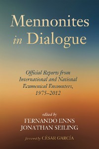 Cover Mennonites in Dialogue