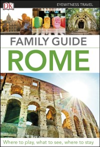 Cover DK Eyewitness Family Guide Rome