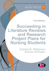 Cover Succeeding in Literature Reviews and Research Project Plans for Nursing Students
