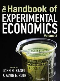 Cover The Handbook of Experimental Economics, Volume 2