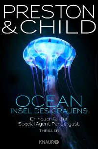 Cover OCEAN - Insel des Grauens