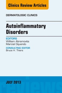 Cover Autoinflammatory Disorders, an Issue of Dermatologic Clinics