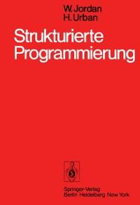 Cover Strukturierte Programmierung
