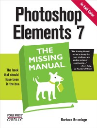 Cover Photoshop Elements 7: The Missing Manual