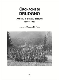 Cover Cronache di Druogno
