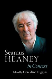 Cover Seamus Heaney in Context