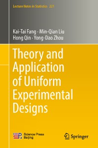 Cover Theory and Application of Uniform Experimental Designs