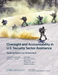 Cover Oversight and Accountability in U.S. Security Sector Assistance