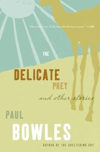Cover Delicate Prey