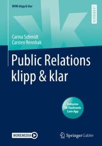 Cover Public Relations klipp & klar