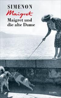 Cover Maigret und die alte Dame