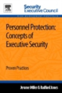 Cover Personnel Protection: Concepts of Executive Security