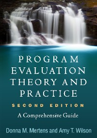 Cover Program Evaluation Theory and Practice, Second Edition