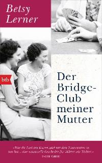 Cover Der Bridge-Club meiner Mutter