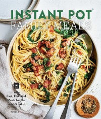 Cover Instant Pot Family Meals