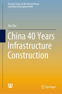 Cover China 40 Years Infrastructure Construction