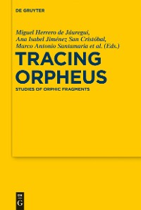 Cover Tracing Orpheus