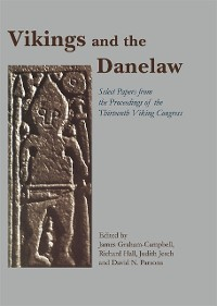 Cover Vikings and the Danelaw