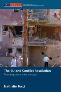 Cover EU and Conflict Resolution
