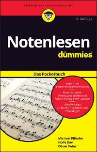 Cover Notenlesen für Dummies Pocketbuch