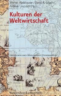 Cover Kulturen der Weltwirtschaft