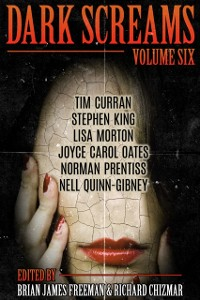 Cover Dark Screams: Volume Six