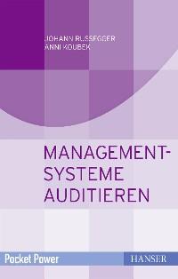 Cover Managementsysteme auditieren